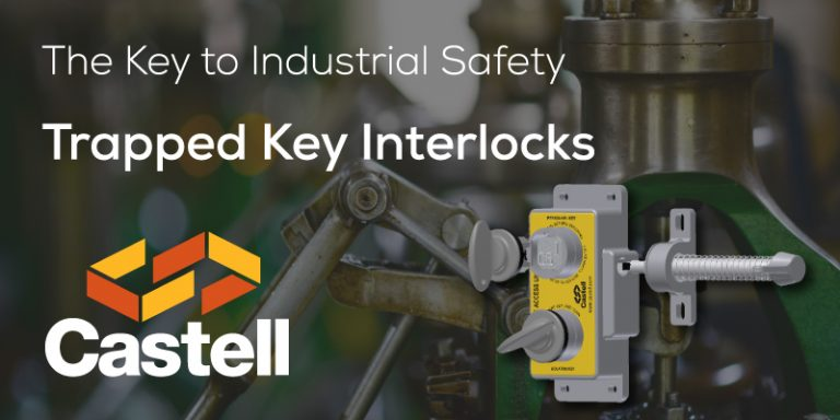 The key to industrial safety - Trapped Key Interlocks