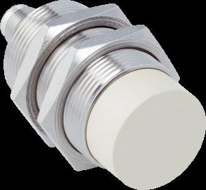 Chemically resistant non-flush inductive proximity sensor