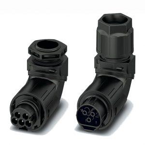 PRC series circular connectors