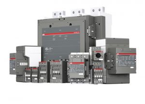 Contactors from the AF range.