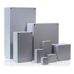 Enclosures, aluminium