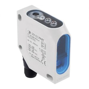 F50 BlueLight Photoelectric Sensor with Background Suppression