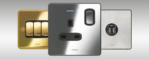 legrand synergy sockets
