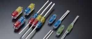 Coolsplice connectors
