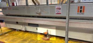 laser safety scanner