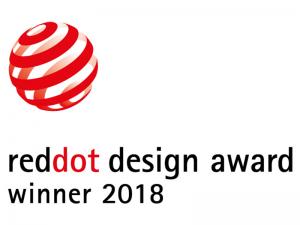 reddot 2018 winner