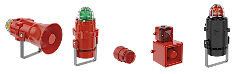 Explosion Proof Combination Units