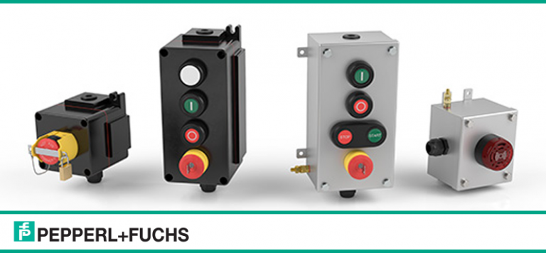 LCP & LCS Range of Control Units from Pepperl+Fuchs
