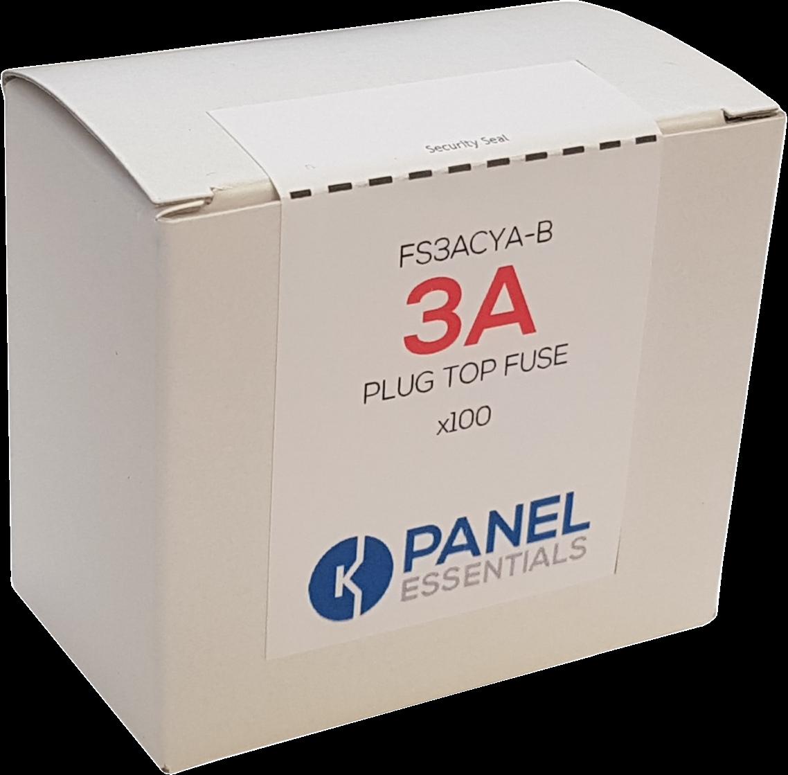 Panel Essentials Fuse Box 100