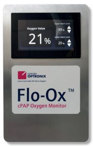 optronix flo-ox oxygen monitor