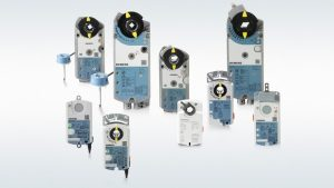 Siemens HVAC actuators