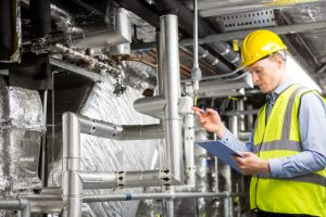 thermal solutions - engineer at work