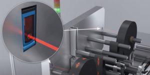 Powerprox Sensor in situ