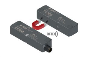 Safety Sensors RFID with Magnetic holding