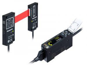 laser through beam sensor