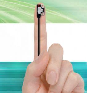 EX-Z Series - 3mm in width, fingertip sized!